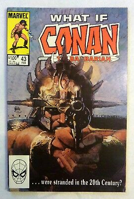Conan The Barbarian What If 43 Marvel Comics VFN+ Condition 1984
