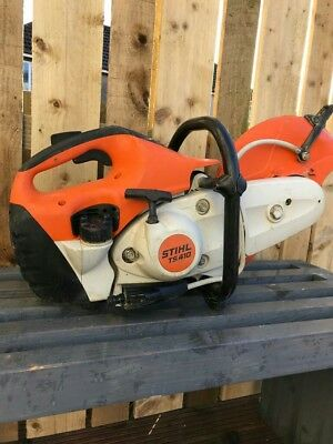 Stihl Ts410 2016 Cut Off Saw Excellent Condition