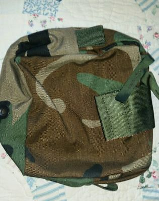 Molle Modular Lightweight Load-Carrying Medical Equipment Pouch, Camo