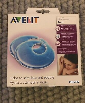 Philips Avent 2-in-1 Breastcare Thermopad