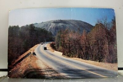 Georgia GA Atlanta Stone Mountain Postcard Old Vintage Card View Standard Post