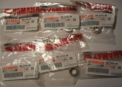 GENUINE YAMAHA GPD125-A NMAX ROLLER WEIGHTS x6 CLUTCH WEIGHTS 2DS-E7632-00