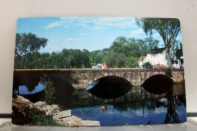 New Hampshire NH Rochester Postcard Old Vintage Card View Standard Souvenir Post