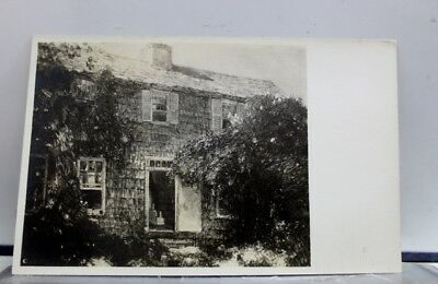 Art Childe Hassam NA Old House Easthampton Postcard Old Vintage Card View Post