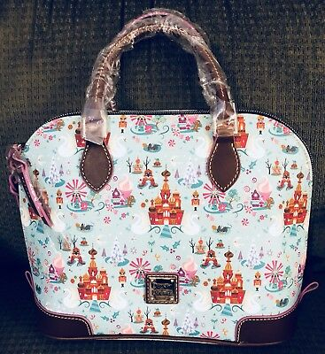 Disney Dooney and Bourke The Nutcracker and The Four Realms Satchel NEW