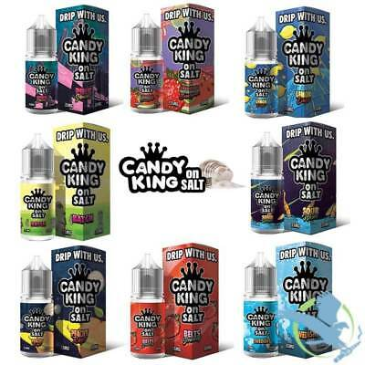 Naked100, Drip More King On Salt All Juice AUTHENTIC US 30ml FAST SHIP US!!!!