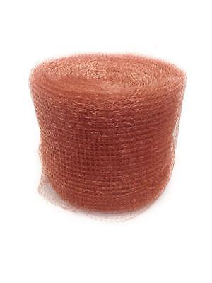 Copper Rodent & Pest Control Mesh Roll ( 100 ft )