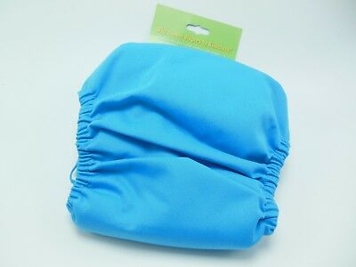 Kissa's All-in-one Cloth Diaper One Size 7-35 lbs.