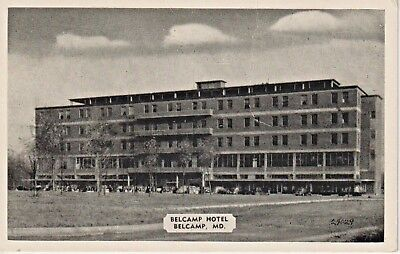 1930's The Belcamp Hotel in Belcamp, MD Maryland PC