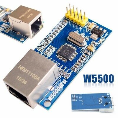 W5500 Ethernet Network Module TCP/IP 51/STM32 SPI Interface For Arduino