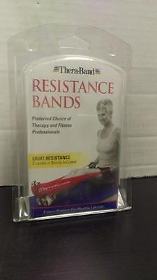 Thera-Band Resistance Bands Light Resistance (A2)