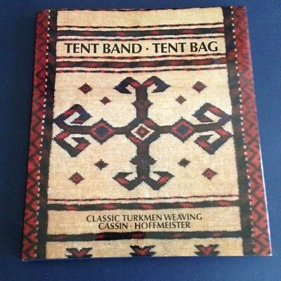 TURKMEN WEAVING Classic TENT BAND TENT BAG Ltd TEXTILE art rugs carpet Nomad