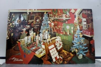 New Hampshire NH Christmas Carol Weirs Beach Postcard Old Vintage Card View Post