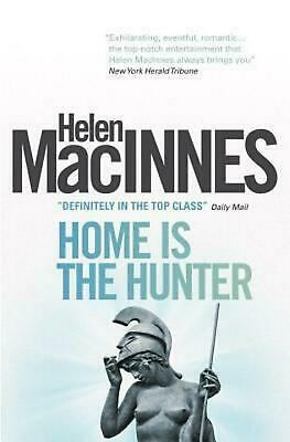 Home is the Hunter by Helen MacInnes (English) Paperback Book Free Shipping!