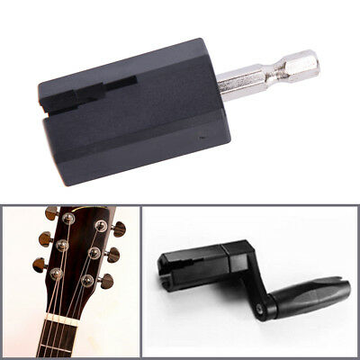 Acoustic Electric Guitar String Winder Head Tools Pin Puller Tool Accessory S*