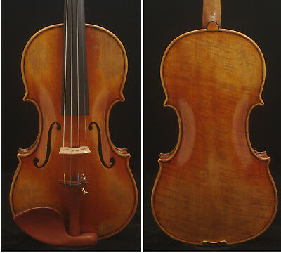 Guarneri 1742 Lord Wilton 4/4 Violin #8539. A Masterpiece