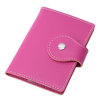 Luxury PU Leather  Photo Frame Protective Wallet Flip Stand Holder Stand Case BS