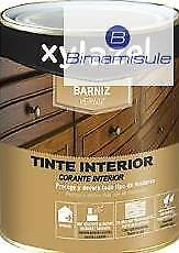 Xylazel - Barniz Tinte Interior Brillante 375Ml Roble