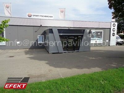 Catering Pavilion, Modular Building, Portable Cabin, Mobile Home,Canteen