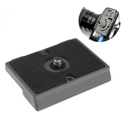 1x Camera Tripod Quick Release Plate 200PL-14 Aluminum Lightweight for Manfrotto
