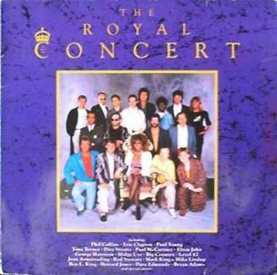 Various - The Royal Concert (2xLP) Vinyl Schallplatte - 93883