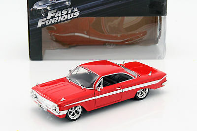 Fast and Furious 8 Doms Chevy Impala 1:3 2 Maßstab Jada 98304 Spielzeugautos