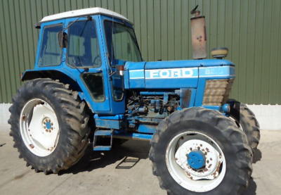 Ford 8210 1983