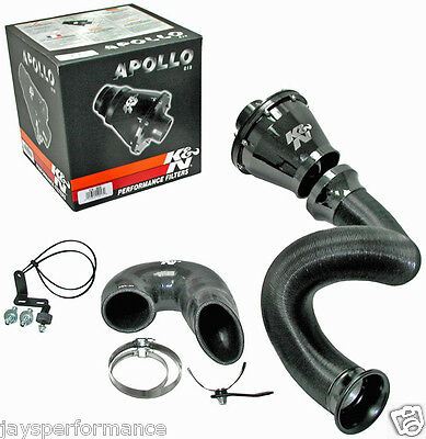 Kn Apollo Cold Air Intake Kit (57A-6041) Closed Induction System