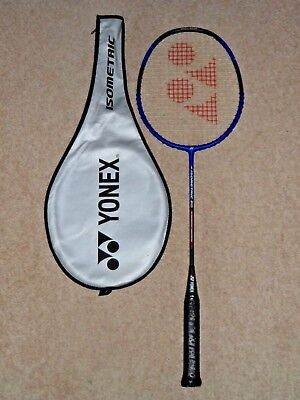 Yonex Isometric 30 Adult Badminton Racket With Case - Very Good Condition