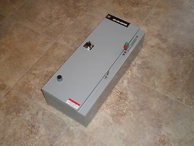 New General Electric CR308BTS8RAGDALAA Combination Motor Starter GE 300 Line 5HP