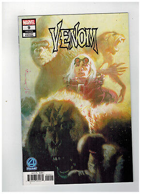 VENOM #9  1st Printing - Fantastic Four Villains Variant    / 2019 Marvel Comics
