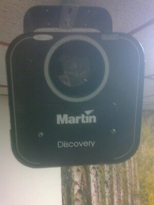 2 x Martin professional Discovery lights disco dj club effect