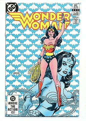 Wonder Woman #304    DC 1983