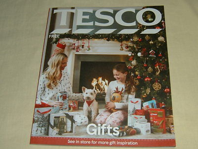 Tesco Gifts Magazine - Christmas Gifts 2018