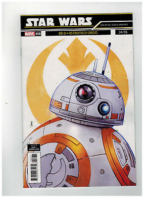 STAR WARS #58  1st Printing - Galactic Icons Variant Cover  / 2019 Marvel Comics