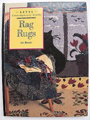 RAG RUGS by ANN DAVIES