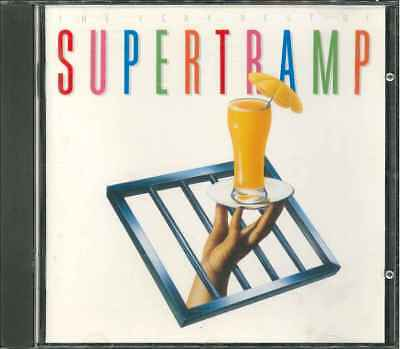 """SUPERTRAMP """"The Very Best Of"""" CD"""