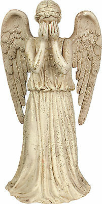 """DOCTOR WHO ~ Weeping Angel 8"""" Christmas Tree Topper (Ikon Collectables) #NEW"""