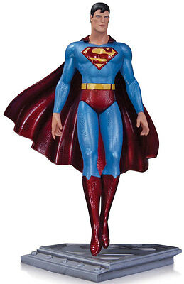 """SUPERMAN - Man Of Steel Superman: Moebius 8.5"""" Statue (DC Collectibles) #NEW"""