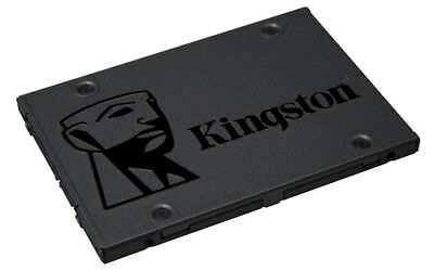 Kingston - A400 480 GB, Solid State Drive Hardware/Electronic Kingston NEW