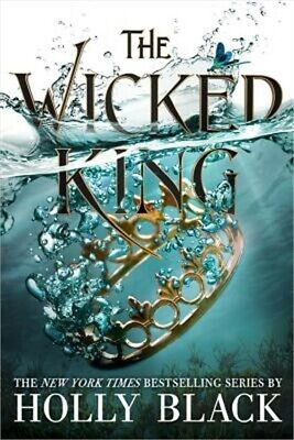 The Wicked King (Hardback or Cased Book)