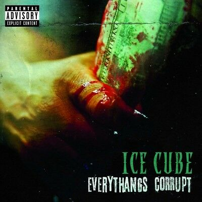 Ice Cube - Everythangs Corrupt CD Interscope NEW