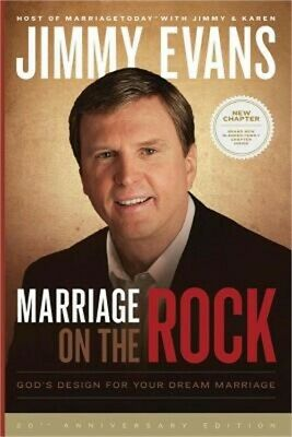 Marriage on the Rock: God's Design for Your Dream Marriage (Paperback or Softbac
