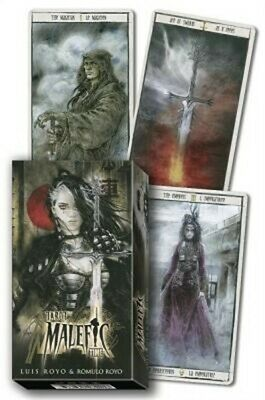 Tarot Malefic Time (Cards)
