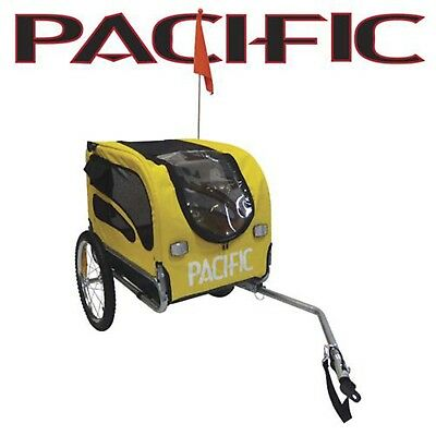 Pacific Pet Bike Trailer for Dogs or Cats or any other pets PTP