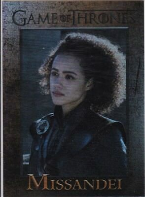 2018 Game Of Thrones Season 7 Missandei Foil Trading Card #32