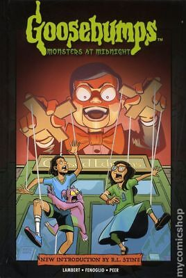Goosebumps Monsters at Midnight HC (IDW) #1-1ST 2018 NM Stock Image