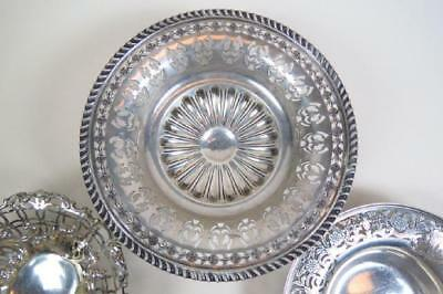 BIRKS  sterling silver tazza/candy dish 6+ ounces   VGC.  6 1/2 dia, 2 3/4 high