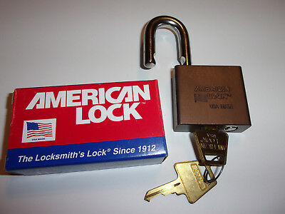 American Lock Series 1305 Brand New in Box w/2 keys