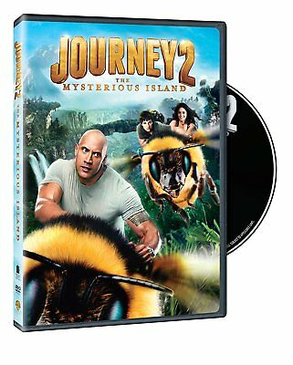 Journey 2 The Mysterious Island DVD Vanessa Anne to Hudgens Rock DWAYNE Johnson